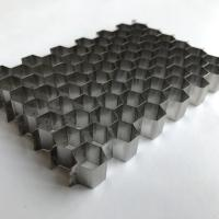 Buy cheap Stainless Steel Honeycomb Core from wholesalers