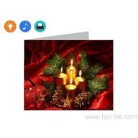 Quality LED Light Up Cards for sale