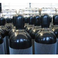 Buy cheap Gas cylinder ISO 9809 steel cylinder from wholesalers