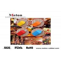 Buy cheap Kitchen Appliance Multipurpose Cleaner Potholder Fruit Vegetable Washer Silicone Brush from wholesalers