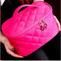 Buy cheap New design quilted toiletry kit handbag waterproof many colors available from wholesalers