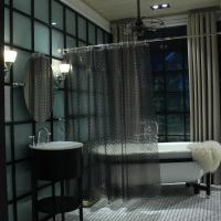 Buy cheap Shower Curtain Non Toxic EVA Shower Curtain Clear from wholesalers