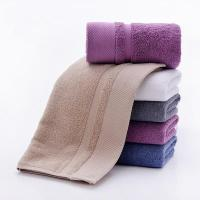 Buy cheap Towel Solid Color Family Bathroom Hand Towel from wholesalers