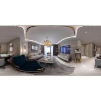 Buy cheap VR Panorama Rendering of the Living Room from wholesalers