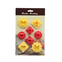 China Plastic Cookie Cutter Cookie Maker on sale
