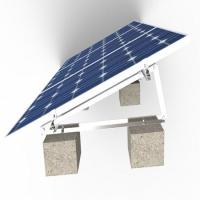 Greatest roof mount flat roof mounting system for pv panels-triangle roof mount