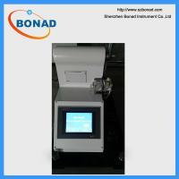 Textile Test Equipment Digital Fabric Tearing Testing Machine