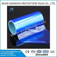 Window Glass Protection Film During Construction
