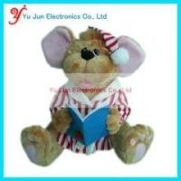 Animated Products ANIMATED XMAS STORY TELLER MOUSE