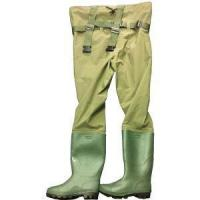 Quality PVC Wader Brown PVC Chest Wader for sale