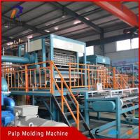 Buy cheap Pulp Tray Machine CLASSIC EGG TRAY MAKING MACHINE from wholesalers