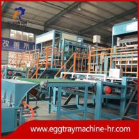 Buy cheap Pulp Tray Machine MOLDED PULP EGG TRAY MAKING MACHINE from wholesalers