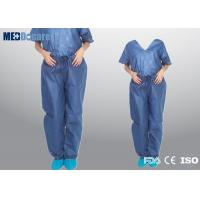 Disposable surgeon scrubs manufacturers two piece in shirts and pants