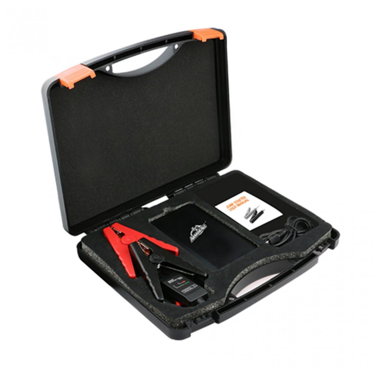 Quality Car Organizers: 3-In-1 Emergency Jump Starter Not for sale