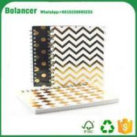 Buy cheap A5 Metallic Notepad Spiral Notebook from wholesalers