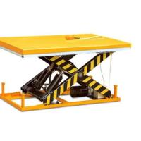 Electric tractor Fixed electric lifting platform