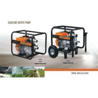 Easy to Start and Low Noise Petrol Trash Water Pump