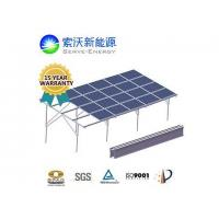 Quality STTS SGro A - Aluminum Ground PV Mounting System for sale