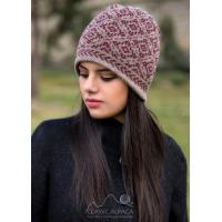 Quality Reversible Letcia Alpaca Hat for sale