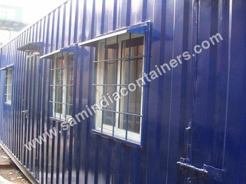 China Site Office Container