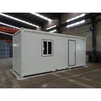 Quality Container House Temporary Mobile Homes and Offices for sale