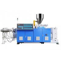 Quality Conical twin screw extruder for sale