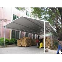 Quality White PVC Fabric Roof Industrial Storage Tents Customized ISO CE Certification for sale