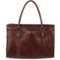Quality TOP-ZIP EXECUTIVE LEATHER BAG for sale