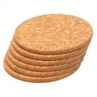 Quality Cork Coasters for sale