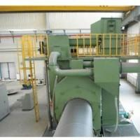 China Ce ISO Approved Steel Sheet H Beam Steel Bar Steel Pipe Sand / Shot Blasting Machine on sale
