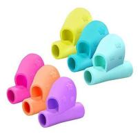 Quality Children Silicone Pencil Holder Pen for sale