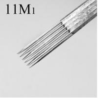 Quality Magnum Box of 50 TATTOO NEEDLES 11M1 for sale