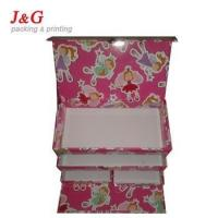Quality paper kids carton gift box for sale