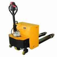 Quality Semi-Electric Pallet Truck 1.5ton Capacity for sale