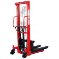 Quality Manual Hand Winch & Foot Pedal Operated Lift Trucks for sale