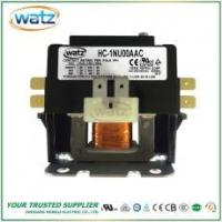 Buy cheap HC-1NU00AAC(1P/20A/208-240VAC) Definite Purpose Contactor from wholesalers