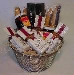 China Express Gifts Gourmet Coffee & Preserves Basket on sale
