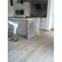 Quality White Brushed Oak Engineered Floor for sale