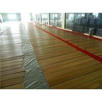 Quality Natural Oil Oak Engineered Timber Flooring for sale