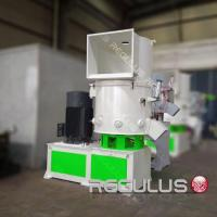 Quality Soft Plastic PVC PET PA Agglomerator for sale