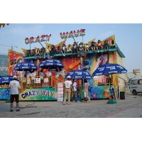 Quality Crazy Wave Amusement Equipment for sale