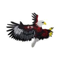 Quality Eagle Of America Animal Embroidery Patch for sale