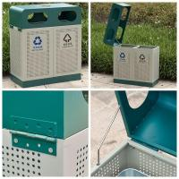 Buy cheap Garbage Bin recycle rubbish bin from wholesalers