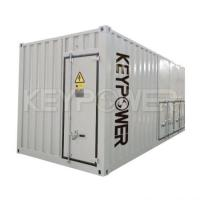 Quality Load Step Control 2000kW Resistive Load Bank For Generator Testing for sale
