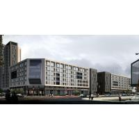 Buy cheap City Complex Rendering from wholesalers