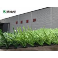 Buy cheap Biyuan Stem Artificial Football Turf Grass from wholesalers