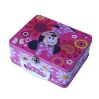 Buy cheap Shopkins Puzzle Tin Box from wholesalers