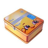 Buy cheap Puzzle Tin Boxes for Gift Cards from wholesalers