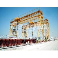 Buy cheap Double Truss Girder Gantry Crane from wholesalers