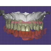 Buy cheap Implant Dental CAD Design from wholesalers